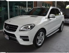 MERCEDES-BENZ ML250 CDI AMG Sports suv ราคาที่ดี