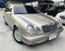 1996 MERCEDES-BENZ E230 รับประกันใช้ดี