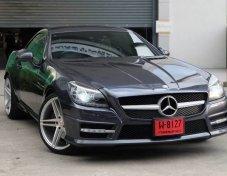 2013 Mercedes-Benz SLK200 AMG Sports cabriolet