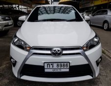 TOYOTA ALL NEW YARIS 1.2 E ปี2016AT
