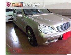 ขายรถ MERCEDES-BENZ C200 Kompressor Elegance 2003 ราคาดี