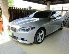 BMW 528i M Sport รถเก๋ง 4 ประตู ราคาที่ดี