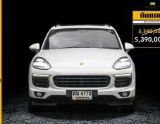 Porsche Cayenne  ปี 2015