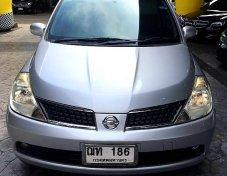 2008 Nissan Tiida G hatchback ออกรถเพียง 10,000 พร้อมประกันชั้น2+ ผ่อน 4,535 x 72งวด