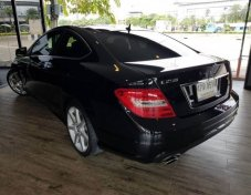 2012 BENZ  C 180 Coupe AMG