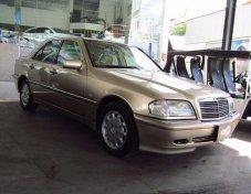 รถดีรีบซื้อ MERCEDES-BENZ C240