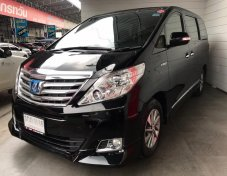 2014 Toyota ALPHARD HV van