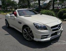 2012 Mercedes-Benz SLK250 Sport coupe