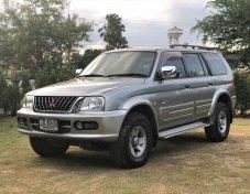Mitsubishi G-Wagon 4*4 ดีเซลปี 2002