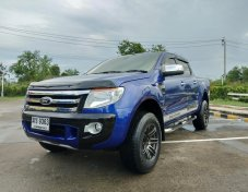FORD RANGER DOUBLE CAB 2.2 HI-RIDERปี 2012