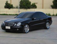 2005 Mercedes-Benz E200