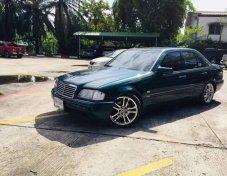 1995 Mercedes-Benz C200 Elegance sedan