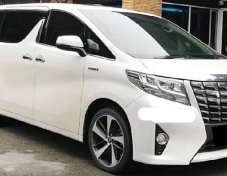 Toyota Alphardปี16