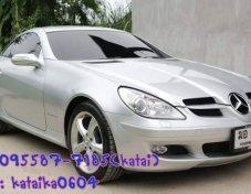 2005 Mercedes-Benz SLK200  convertible