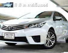 2014 TOYOTA Corolla Altis E รถเก๋ง 4 ประตู