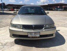 ขายรถ MITSUBISHI LANCER GLXi 2002 รถสวยราคาดี