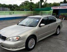 ขายรถ NISSAN CEFIRO Executive 2003 รถสวยราคาดี