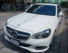 ขายรถยนต์ Benz E300 Blutec Hybrid 2013 (Exclusive)