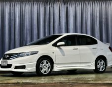 HONDA CITY 1.5 S AT ปี 2013