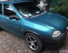 2003 Opel Corsa Swing hatchback