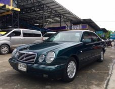 1997 MERCEDES-BENZ E230 รับประกันใช้ดี