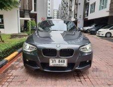 ขายด่วน! BMW 116i รถเก๋ง 5 ประตู ที่ กรุงเทพมหานคร
