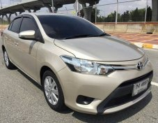 2016 Toyota VIOS E sedan