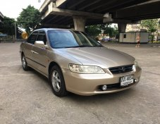 2000 HONDA ACCORD 2.3 VTi รถมือเดียว สวยจัด