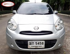 Nissan March 1.2 EL ปี 2012