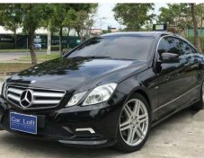 2011 MERCEDES-BENZ E250 CGI AMG รับประกันใช้ดี