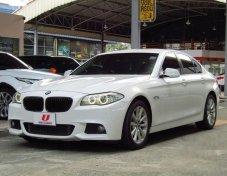 รถสวย ใช้ดี BMW 520d รถเก๋ง 4 ประตู