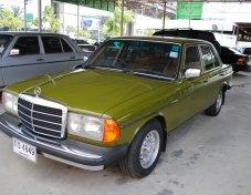 1979 BENZ 230E auto