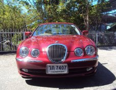 2002 Jaguar S-Type SE sedan