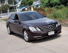 Benz E250 CGI 2011