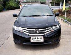 Honda City 1.5 V CNG ปี2013