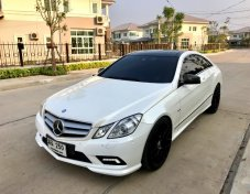 Benz E200 2.0 W207 Coupe AMG Dynamic ปี 2012