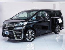 2018 Toyota VELLFIRE Z G EDITION mpv 2.5