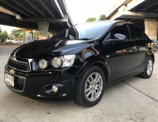 2013 Chevrolet Sonic 1.4LTZ รถสวยจัดมือเดียวป้ายแดง สภาพนางฟ้าสุดๆ
