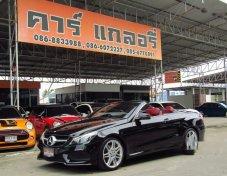 ขายรถ MERCEDES-BENZ E200 AMG Dynamic 2014 ราคาดี