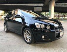Chevrolet Sonic 1.4LTZ A/T 2013 (รถสวยฟรีดาวน์จัดเต็ม)