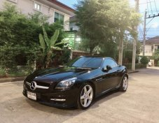 2012 Mercedes-Benz SLK200 AMG coupe