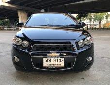 ขายรถ Chevrolet Sonic 1.4LTZ ปี 2013