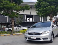 2013 Honda Civic 1.8 FB (ปี12-16) S (as) i-VTEC Sedan-AT