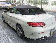 MERCEDES-BENZ C300 AMG Dynamic cabriolet ราคาที่ดี