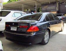 2003 BMW 730Li รับประกันใช้ดี