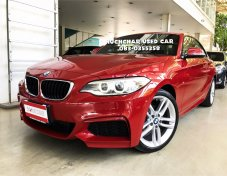 BMW 218i Coupe M Sport - F22 ปี 2016