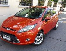 Ford Fiesta 1.6 Sport 5ประตู ปี2012