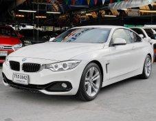 BMW 420i sport cope  เครื่อง 2.0 sport cope 8speed