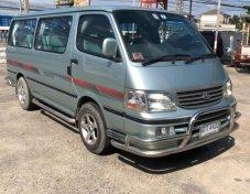 ขายรถ TOYOTA HIACE GL 2001 รถสวยราคาดี