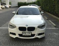 ขายรถยนต์ BMW 116 I ตัว M SPORT รถนำเข้า(CBU)